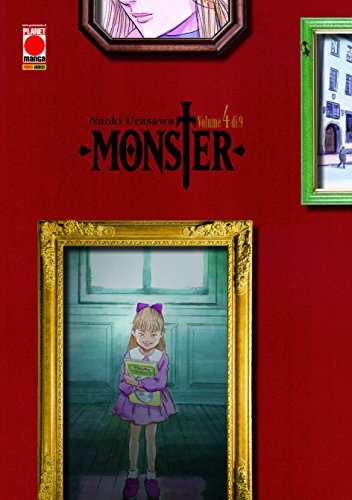 Monster Deluxe Ristampa 4