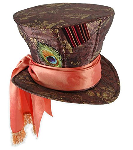 Elope Boys Alice in Wonderland Movie - Mad Hatter Hat Child