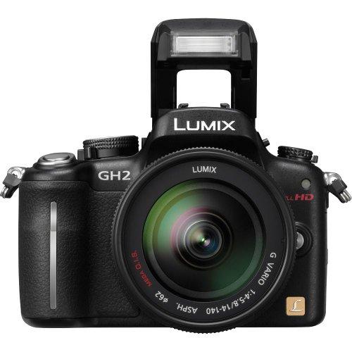 Panasonic Lumix DMC-GH2 16.05 MP Live MOS Interchangeable