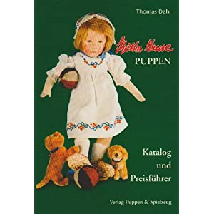 Käthe Kruse-Puppen: Katalog und Preisführer