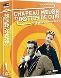 Chapeau melon et bottes de cuir : The Avengers, Vol.1 - Coffret 8 DVD