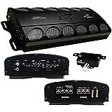 Audiopipe APCLE3002 Amplifier Audiopipe 1500 Watt 2 Channel (Tamaño: 19in. x 9in. x 3.5in.)