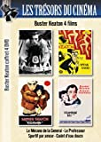 Coffret Buster Keaton 4 DVD : Le Mécano de La General Version Teintée (The General) - Le Professeur (Speak Easily) - Sportif Par Amour (College) - Cadet d'eau douce (Steamboat Bill Jr.)