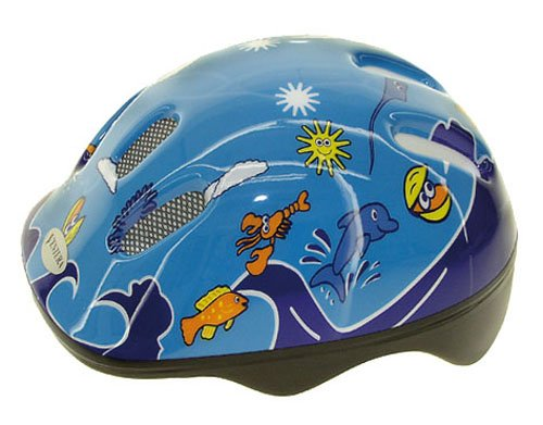 Ventura Child Bicycle Helmet (Sea World)