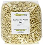 Buy Whole Foods Cashew Nut Pieces 1 Kg