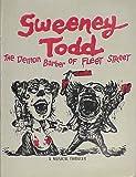 Sweeney Todd 1979 Vintage Souvenir Program