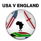 USA Vs England - Soccer World Cup 2010