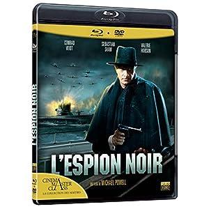 L'Espion noir [Blu-ray] [Combo Blu-ray + DVD]