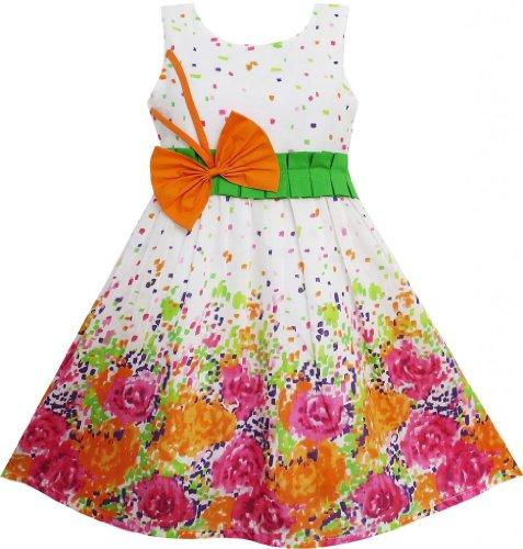 Smocked Childrens Dresses front-140565