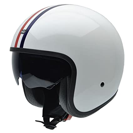 NZI 050287G741 Rolling Graphics The Target, Casque de Moto, Taille M Multicolore
