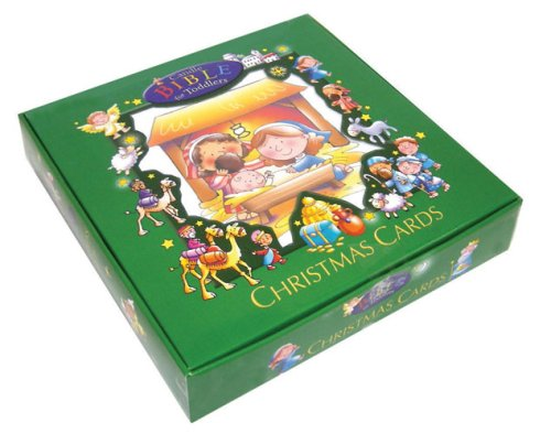 CBT Christmas Cards Box Set OP (Candle Bible for Toddlers)