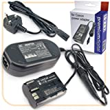 PremiumDigital Canon EOS 30D Replacement AC Power Adapter