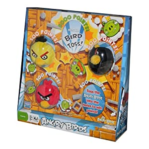 Angry Birds Bird Toss (Styles may vary)