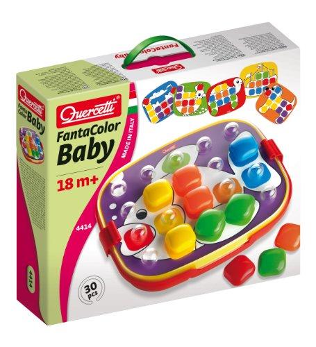 Imagen principal de Quercetti 13/4414 Fantacolor Baby - Juego de formas y colores