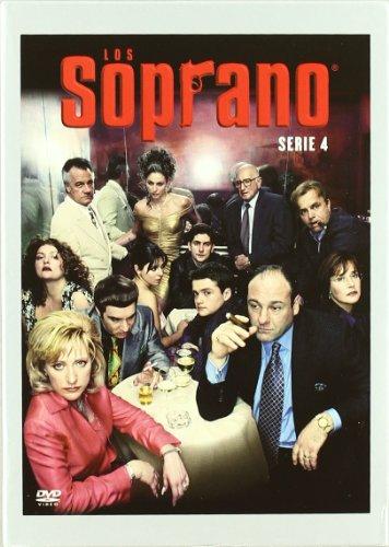 Los Soprano (4ª temporada) [DVD]