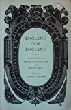 England Our England (0237491834) by Waterhouse, Keith