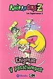 Las Supernenas Z Enigmas y pasatiempos / Powerpuff Girls Z Enigmas and Hobbies