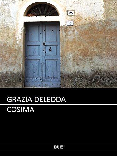 Grazia Deledda - Deledda - Cosima (Italian Edition)