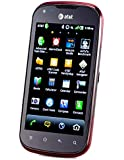 Pantech Burst P9070 16GB Unlocked GSM 4G LTE Dual-Core Android Smartphone w/ 5MP Camera - Ruby Red