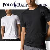 (ポロラルフローレン)Polo Ralph Lauren メンズ クルーネック 無地 半袖Tシャツ(3枚セット)「RL65」 無地 半袖Tシャツ メンズ ラルフ・ローレン カットソー インナー パーカー ポロシャツ ビッグポニー Big Pony mens T-SHIRTS♭