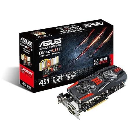 Asus R9270X-DC2-4GD5 Carte Graphique AMD 4 Go GDDR5