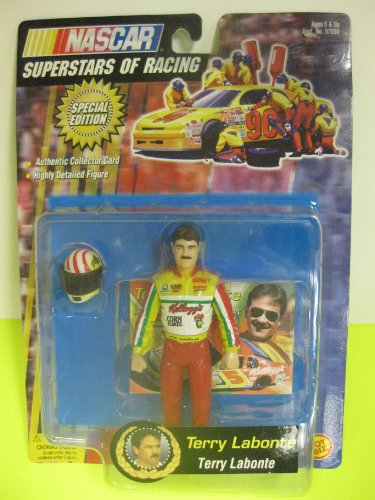 Terry Labonte - Nascar Superstars of Racing Special Edition Action Figure