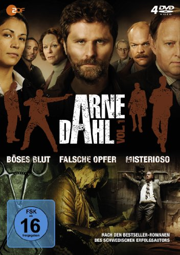 Arne Dahl - Vol. 1 [4 DVDs]: Alle Infos bei Amazon