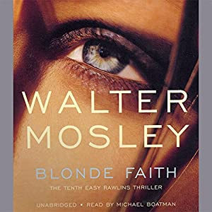 Blonde Faith Audiobook