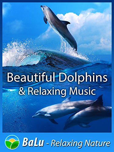 Beautiful Dolphins & Relaxing Music