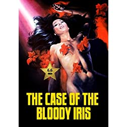 The Case of the Bloody Iris [VHS Retro Style DVD] 1972