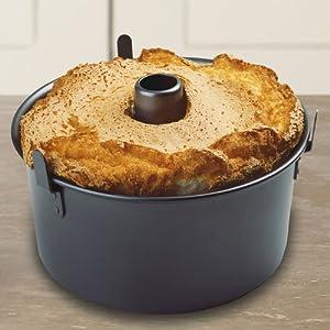 Chicago Metallic Professional Nonstick Angel Food Cake Pan by CHICAGO METALLIC