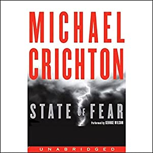 State of Fear Audiobook
