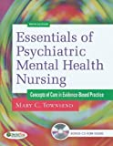 img - for Essentials of Psychiatric/ Mental Health Nursing (text only) 5th (Fifth) edition by M. Townsend book / textbook / text book