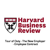 img - for Tour of Duty   The New Employer-Employee Contract (Harvard Business Review) book / textbook / text book