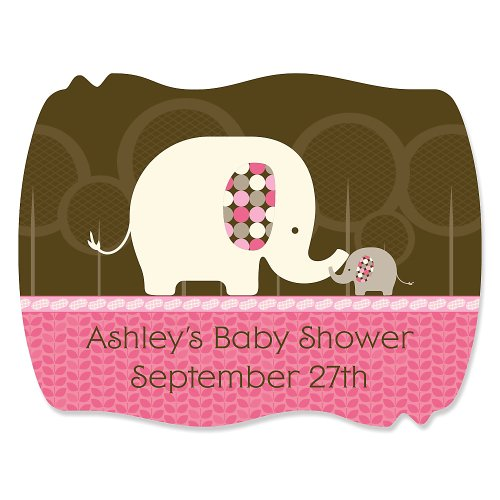 Baby Elephant Favors front-1061004
