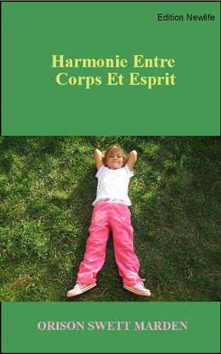 Couverture du livre Harmonie Entre Corps Et Esprit
