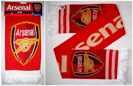 Arsenal FC - Official Scarf