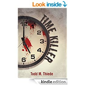 Time Killer (Max Larkin Detective Series Book 1)