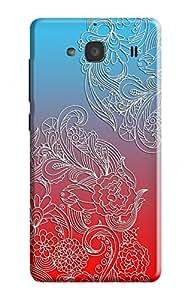 Xiaomi Redmi 2 Prime Cover, Premium Quality Designer Printed 3D Lightweight Slim Matte Finish Hard Case Back Cover for Xiaomi Redmi 2 Prime