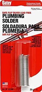 Safe-Flo Silver Wire Solder* - Carded
