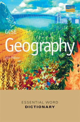 Gcse Geography Essential Word Dictionary (Essential Word Dictionaries)