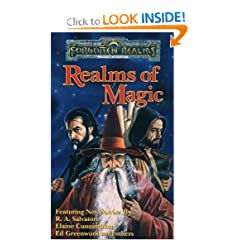 Realms of Magic (Forgotten Realms Anthology) by Brian Thomsen and J. Robert King