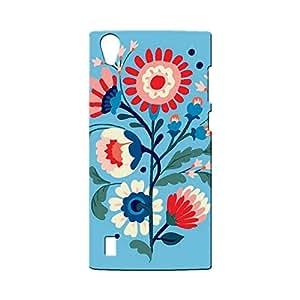 BLUEDIO Designer Printed Back case cover for VIVO Y15 / Y15S - G5426