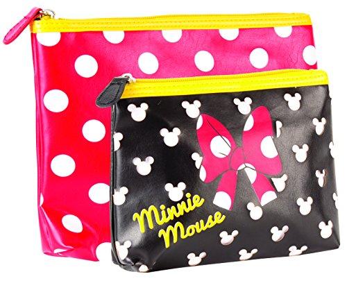 disney-minnie-mouse-flast-juego-de-bolsa-de-lavado