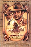 Indiana Jones and the Last Crusade Movie Poster Regular Size 27x40