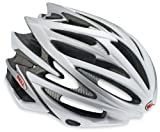 Bell Volt Silver / White Medium Race Helmet