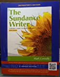 9781111840228: The Sundance Writer: A Rhetoric, Reader, Research Guide and Handbook