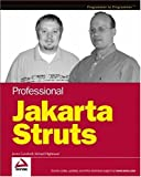 img - for Professional Jakarta Struts (Programmer to Programmer) book / textbook / text book