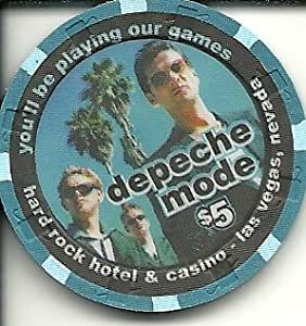 Depeche mode casino chip