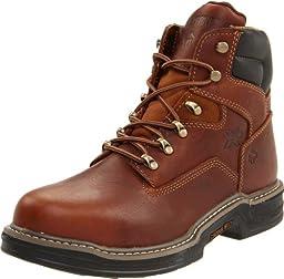 Wolverine Men\'s W02419 Raider Boot, Brown, 13 XW US